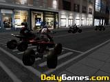 Urban quad racing
