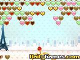 Valentine Bubble Hit