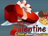 Valentine Cookies Decoration