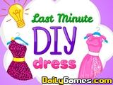 Last Minute DIY Dress