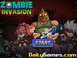 Zombie invasion rpg