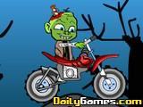 Zombie Baby Biker