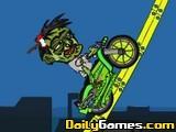 Zombie Combo Biker