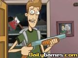 Zombie Murder Explosion Die