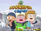 Zookeeper caper clarence