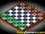 Dynamical Chess