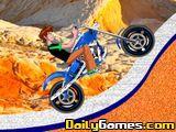 Ben10 Omniverse Desert Racing
