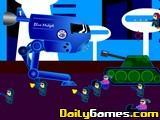 Blue Midget Stalker