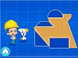 Bubble Guppies Pet House Puzzles