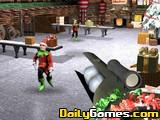 Christmas shooter 3D