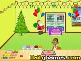 Christmas cake shop