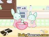 Cooking game bunnies