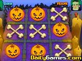 Noughts y Crosses Halloween