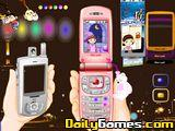 Decorate your mobile phone