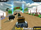 Desert strom racing
