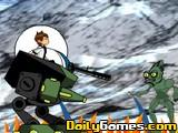 Ben10 Demon Hunter