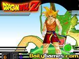 Dragon Ball Goku Dressup