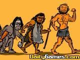 Early man wars