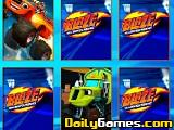 Memory Blaze and the Monster Machines