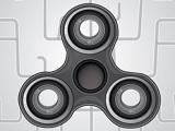 Flick Fidget Spinner