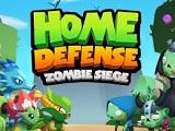 Flower Defense Zombie Siege