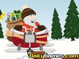 Gold miner holiday hault