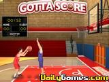 Gotta score basketball