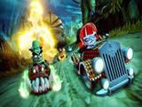 Halloween Spooky Racing
