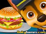 Patrulla Canina Burger