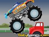 Monster Jam Destruction