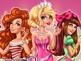 Ice Kingdom Beauty Salon