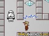 Indiana Jones in oddworld