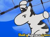 James The Pirate Zebra