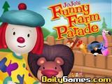 Jojo funny farm paradise