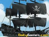 Pirate Ship Docking