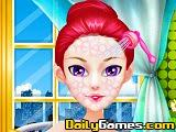 Cute Super Heroine Makeover