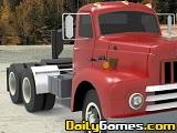Cargo Lumber Transport
