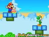 Super Mario Yoshi Feeding
