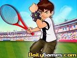Ben 10 Tennis Star