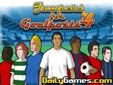 Jumpers of goal posts 4