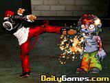 Kof vs Zombies
