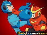 Megaman vs Quickman