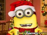 Minion Christmas Fashion