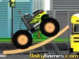 Monster Truck Ultimate Playground