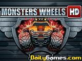 Monsters wheels 3