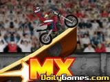 MX stunt bike