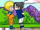 Naruto Kissing game�
