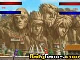 Naruto fighting game