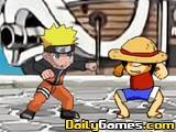 Naruto Wrestling