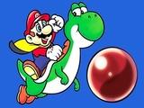 New Super Mario World 1 The Twelve Magic Orbs
